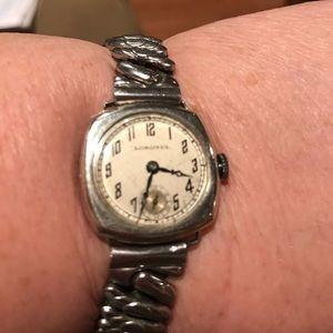 Longines 14K Vintage Watch